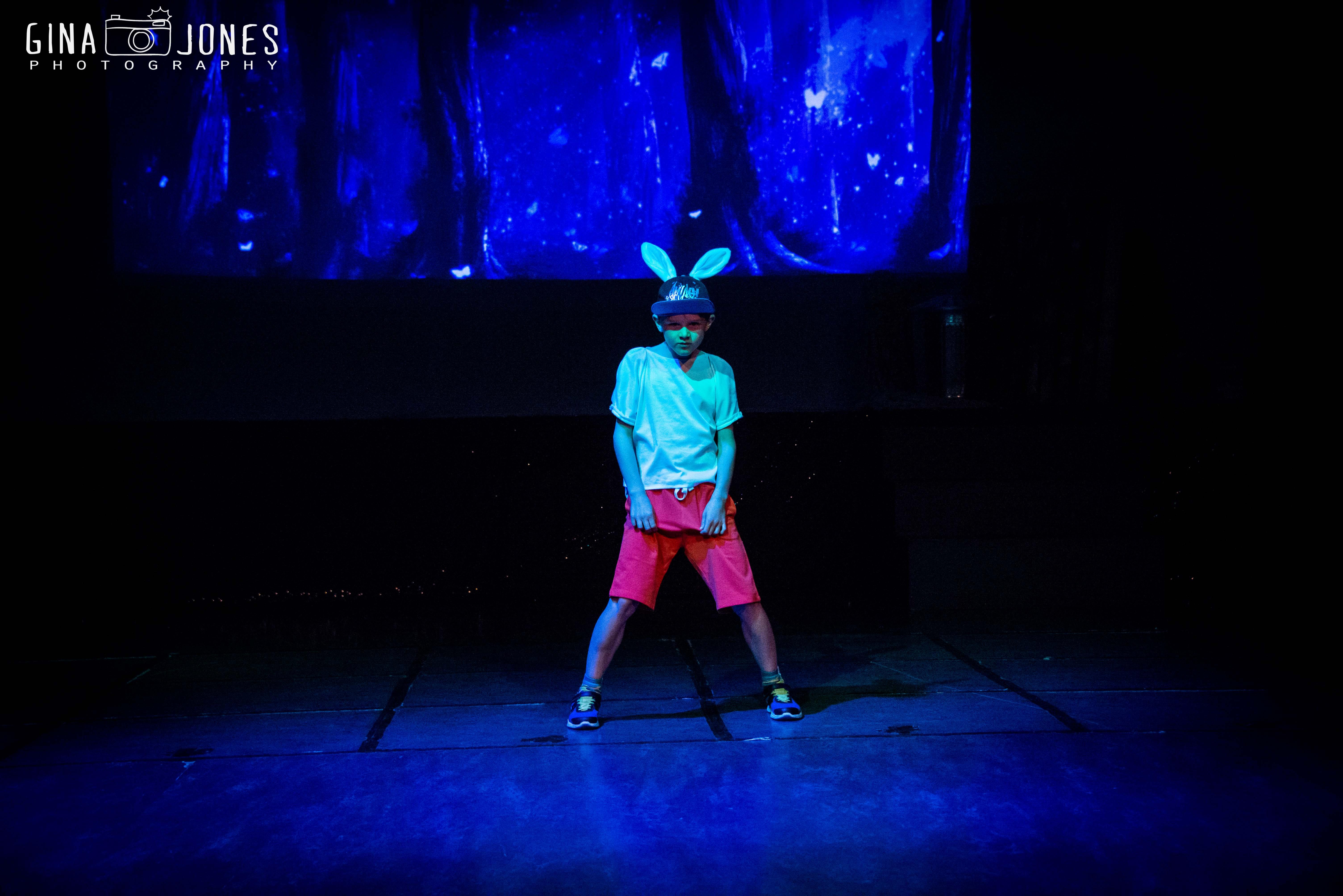 Jack Rabbit Dancer