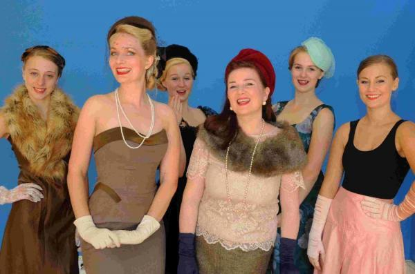 Vintage SHow by Jacinta Landon and Sandy Ince