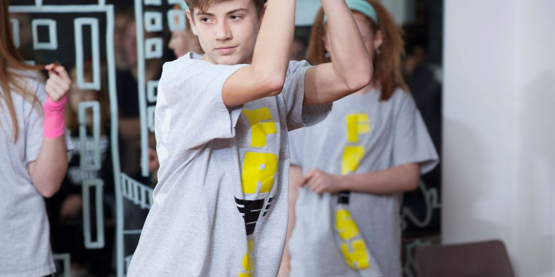 Toby dancer