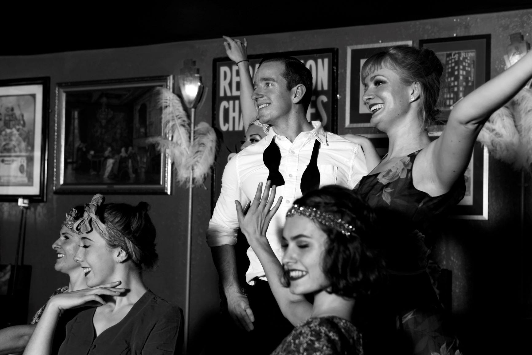 dance vintage