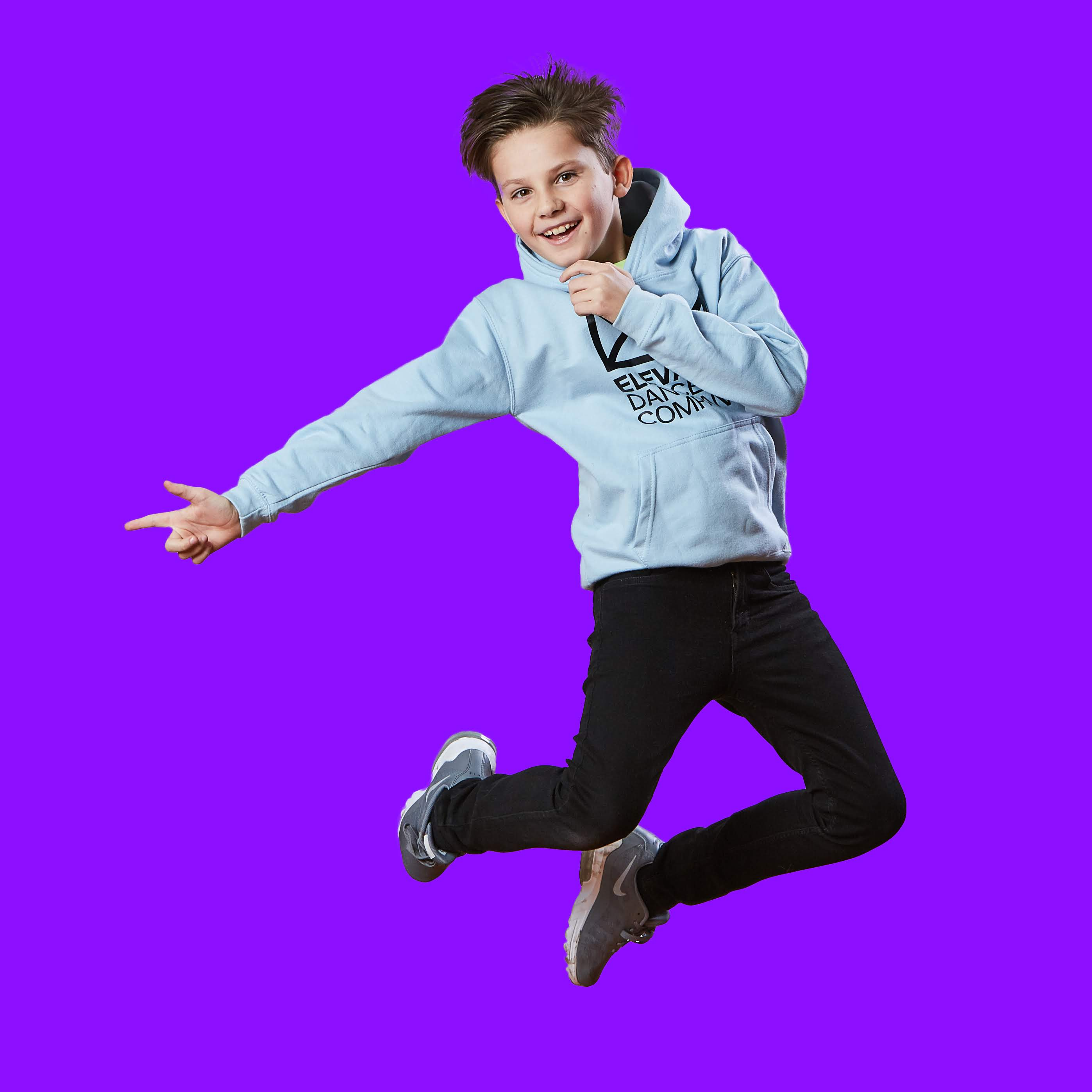 jumping dance jojo